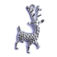 NATALE003-charm-ciondoli-1129-renna-reindeer
