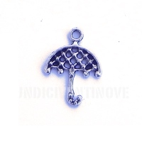 ACC013 charm ciondoli 1129 ombrello umbrella 16x22mm