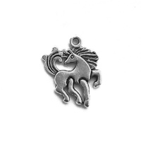 ANI011 charm ciondoli 1129 cavallo horse 25x20