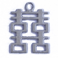 SIMB002 charm ciondoli 1129 felicita happiness 30x24mm